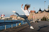Gabriella Sundh (Modell) (Mathias Uhlán) Tags: gabby gabriella sundh photoshoot model dance dancer pointe göteborg gothenburg porträtt portrait ballet