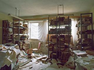 bureaucracy XII (analog)