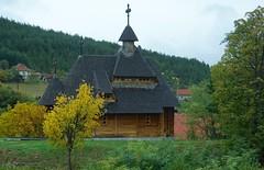 Serbia (unnurol) Tags: serbia belgrade zlatibor autumn trees church nationalpark old siriogonjo mountains