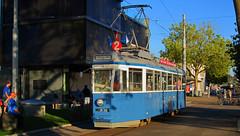 Tram Museum Zürich - Ce 4/4 1530 (hrs51) Tags: zürich zurich tram trammuseum switzerland swiss svizzera suisse streetcar strassenbahn schweiz 21 2009 museumslinie burgwies depot museum vbz public transport pedaler ce 44 1530 bahnhof tiefenbrunnen stoll hans rudolf