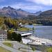 Lake of Sankt Moritz