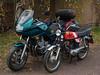 Sisters - Yamaha FS1E and 900 Diversion (fstop186) Tags: yamaha fs1e fizzy xj900 diversion