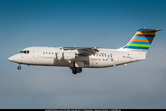 """ORY.2016 # TF - RJ85 SE-DJN """"Braathens Regional Airlines"""" awp (CHR / AeroWorldpictures Team) Tags: bra braathens regional airlines british aerospace avro rj85 msn e2231 eng 4x ly lf5071f reg sedjn history aircraft first flight test g6231 built site woodford egcd uk delivered crossair lx crx hbixg tsf swiss swr sold transwedeairways twe lease sasscandinavianairlines sk malmoaviation tf scw config cabin y95 brabraathensregionalairlines sweden airways rj bae146 britishaerospace plane aircrafts airplanes landing paris orly ory lfpo france european planespotting nikon d300s zoomlenses nikkor 70300vr lightroom raw awp 2016"""