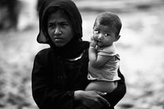 Do We Look Like Terrorists To You ? (N A Y E E M) Tags: mother child candid portrait burqa rohingya refugee street refugeecamp coxsbazaar bangladesh carwindow genocide ethniccleansing exodus rohingyagenocide saverohingya crimesagainsthumanity