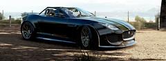 Jaguar F-Type Project 7 (Matze H.) Tags: jaguar ftype type project seven 7 forza horizon 3 beach sea shadow trees