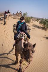 Rajasthan - Jaisalmer - Desert Safari with Camels-9