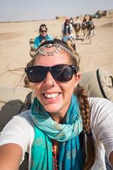 Rajasthan - Jaisalmer - Desert Safari with Camels-23