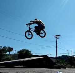 (mattjshuginc) Tags: bmx hops bike shuginc ramp