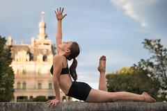 Coming back soon (Nathalie Le Bris) Tags: allezhop danse
