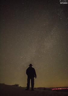 El Buscador... Cerro del Centinela,Mexicali, Baja California,México.