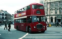 Ribble 1841 800714 Preston [jg] (maljoe) Tags: ribble rms ribblemotorservices nationalbuscompany nbc