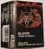 slayer - show no mercy - cassette tape (X2N) Tags: slayer shownomercy cassette tape metal punk x2n