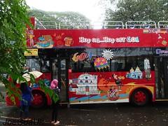 HoHo Bus (joegoauk73) Tags: joegoauk goa rain clouds