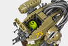 Blodgy's Grabby-Go (thebrickbin) Tags: lego mech mecha maschinen krieger mak maktober blodger duplo blodgys grabbygo claw arm space sci fi science fiction