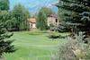 Houses and Dalton Ranch Golf Club, Durango R1004956 Durango & Silverton RR (Recliner) Tags: baldwin dsng drg