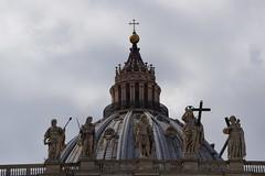 DSC00604 (xjr) Tags: rom italien vatikan petersdom
