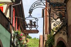 Vacances_0253 (Joanbrebo) Tags: alsace riquewihr grandest francia fr hautrhin streetscenes street carrers calles signs letrero canoneos80d eosd efs1855mmf3556isstm autofocus