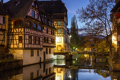 Strasbourg by night (elebelleguy) Tags: 24mm 550d alsace ancien architecture boitier camera canonefs24mmf28stm canoneos550d clair clear eos eos550d elsass europe france hardware matérial meteo météo objectif strasbourg voyages focalefixe lens weather