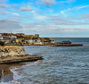Viking Bay viewed from the west (philbarnes4) Tags: broadstairs thanet kent england view landscape pier vikingbay louisabay sand beach philbarnes dslr nikond5500 digital picture october coast coastal seafront town community waves
