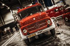 Mercedes-Benz LAF 1113 firetruck (Magda Banach) Tags: canon canon80d laf mtp mercedesbenz mercedesbenzlaf1113 międzynarodowetargipoznańskie retromotorshow automotive car cars firetruck old oldtimer poland poznań retro