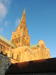 Chichester Cathedral (f1jherbert) Tags: lgg6 lg g6 lgelectronicslgh870 lgelectronics lgh870 electronics h870 chichestercathedral chichester cathedral autumnsun