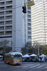 1080 - Market & Steuart (imartin92) Tags: sanfrancisco california municipal railway muni trolley tram pcc streetcar losangeles