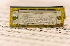 harmonica (sure2talk) Tags: macromondays memberschoicemusicalinstruments musicalinstruments memberschoice harmonica mouthorgan nikond7000 nikkor85mmf35gafsedvrmicro macro closeup pauljones themanfreds hohner