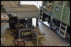 No 73050 City of Peterborough  15th Oct 2017 NVR Wansford (Ian Sharman 1963) Tags: no 73050 city peterborough 15th oct 2017 nvr wansford class 5mt 460 of steam railway rail railways train trains loco locomotive heritage line nene valley