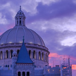 Christian Science Church Sunset thumbnail