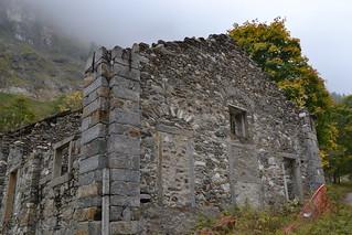 Le antiche miniere di Alagna...