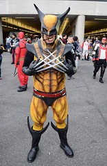 DSC_0802 (Randsom) Tags: newyorkcomiccon 2017 october7 nycc comic convention costume nyc javitscenter marvel superhero marveluniverse xmen hero mutant wolverine cosplay
