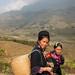 Beatiful strong ladies, Sapa -Vietnam