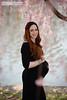 Bleema (BeccaBauman) Tags: bokeh portrait nikon pregnant naturallight passaicnj 85mm18 pinkflowers beautiful pink woman nj outdoors njphotographer maternity color springtime bleemashairandmakeup