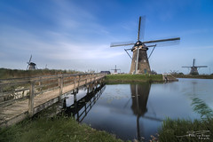 Windmill Nederwaard No. 5, Kinderdijk (PvRFotografie) Tags: nederland holland windmill windmolen kinderdijk nature natuur building gebouw history geschiedenis sonyilca99m2 sigma1224mm 1224mm sigma12244556 wideangle groothoek leesw150 leebigstopper lee09softgrad
