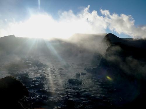 Geyser Sol de Mañana