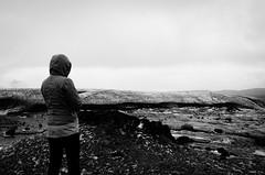 Skaftafell (Romain Vernoux) Tags: skaftafell glacier snow neige island iceland islande moutain montagne black white noir blanc