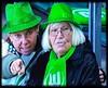 German Frauleins (Tangerinesoulman) Tags: wolfsburg bundesliga fans germany green women frauleins smile volkswagen