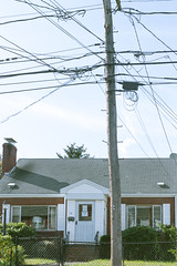 Week 20 (welchmarquette) Tags: dope home house wires sky creative canon color camera photography