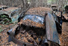 DSC_0568 v2 (collations) Tags: ontario mcleansautowreckers autowreckers wreckers automobiles autos abandoned rockwood derelict junkyards autograveyards carcemeteries