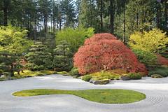 Portland Japanese Garden (russ david) Tags: portland japanese garden april 2017 or oregon