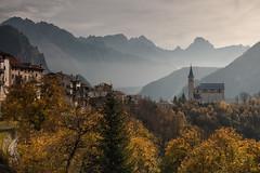Chiesa di San Martino (Andrew G Robertson) Tags: chiesa di san martino church mountain belluno valle cadora dolmites italy valley italia dolomiti tuscany mist haze fog