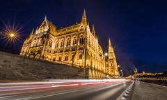 The Parliament (Vagelis Pikoulas) Tags: parliament budapest pest longexposure blue hour autumn september 2017 hungary europe canon 6d tokina 1628mm landscape city cityscape