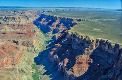 The Grand Canyon (<e.cel8>) Tags: grandcanyonnationalpark aerialview usnationalpark unitedstatesnationalpark arizona coloradoriver coloradoplateu