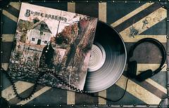 Black Sabbath (- Man from the North -) Tags: blacksabbath hardrock birmingham england debutalbum vinylrecord vinyl record unionjack marshallheadphones marshall headphones classicalbum pins photography recordphotography nikon d500 nikond500 nikkor50mmf18 nikkor