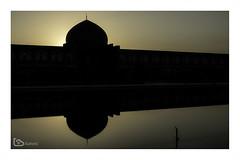 morning (alamond) Tags: morning sunrise pool reflection mosque dome sheikhlotfallahmosque naqshejahansquare esfahan isfahan iran 2017