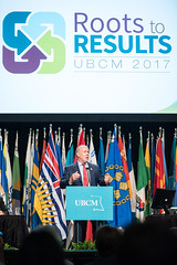 170929-UBCM2017_0870.jpg (Union of BC Municipalities) Tags: unionofbcmunicipalities vancouverconventioncentre jesseyuen localgovernment ubcm vancouver rootstoresults municipalgovernment ubcmconvention2017