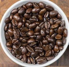 Cup of Beans (jeff's pixels) Tags: memberschoicefoundinthekitchen macromondays inthekitchen beans coffee kitchen mug macro food nikon d850 105mm brown delicious morning cupofjoe