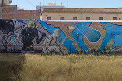 Arte urbano (michael_hamburg69) Tags: valència spain spanien valence espagne españa streetart urbanart arteurbano mural