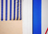 CleaN. (WaRMoezenierr.) Tags: playa beach strand donostia san sebastian basque bezemsteel escoba spain spanje colours rood wit blauw rojo azul blanco red white blue arena sand zand