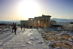 Acropolis of Athens (ika_pol) Tags: athens acropolis greece geotagged ancient ancientgreece antiquity ancientruins partenon architecture ancientarchitecture
